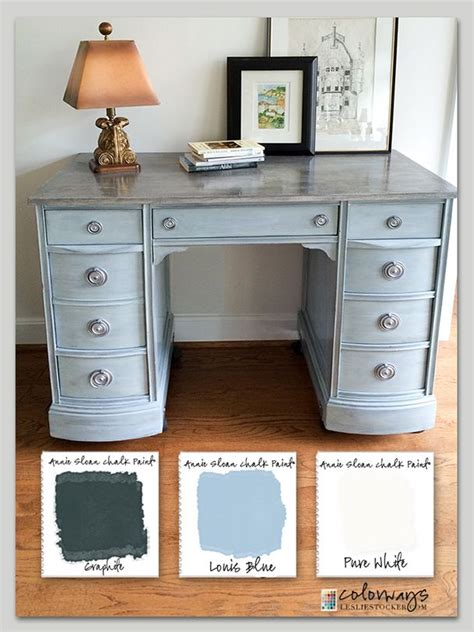 chalk paint desk 25 best ideas about chalk paint desk on chalk