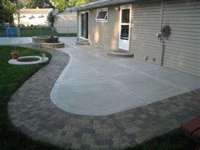 how do you build a patio how to build diy concrete patio in 8 easy steps