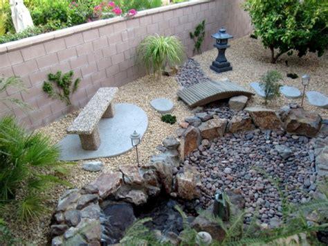 Abschüssigen Garten Gestalten by Gartengestaltung Mit Steinen Einen Wervollen Garten Schaffen