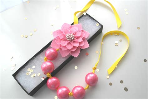 Gumball Necklace Diy Catch My