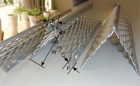 metal beading for plastering angle bead corner bead corner mesh anber wire mesh