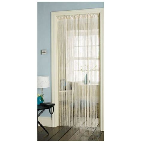 string for doorways string curtains for doors windows dividers fly screen