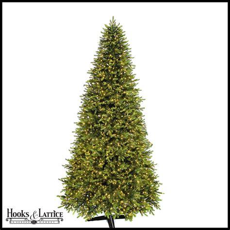 pre lit led lights tree 11 ft mountain pre lit fir artificial tree w