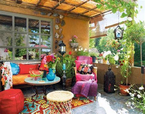patio decorations 10 whimsical bohemian patio ideas rilane
