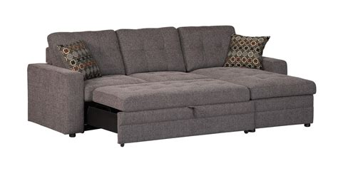 sectional sleeper sofas coaster company gus grey small sleeper sectional sofa