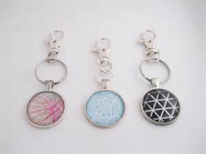 how to make a keychain with diy glass orb keychain make something mondays
