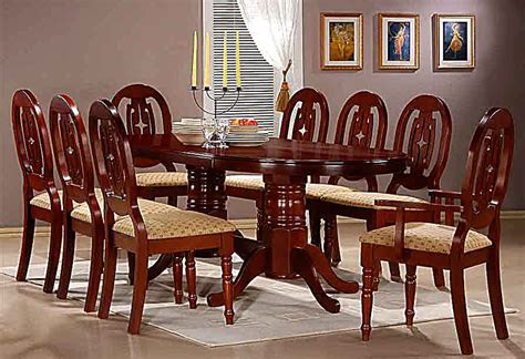 8 seat dining room table sets legged casa walnut 6 8 seater dining table 110511093007083