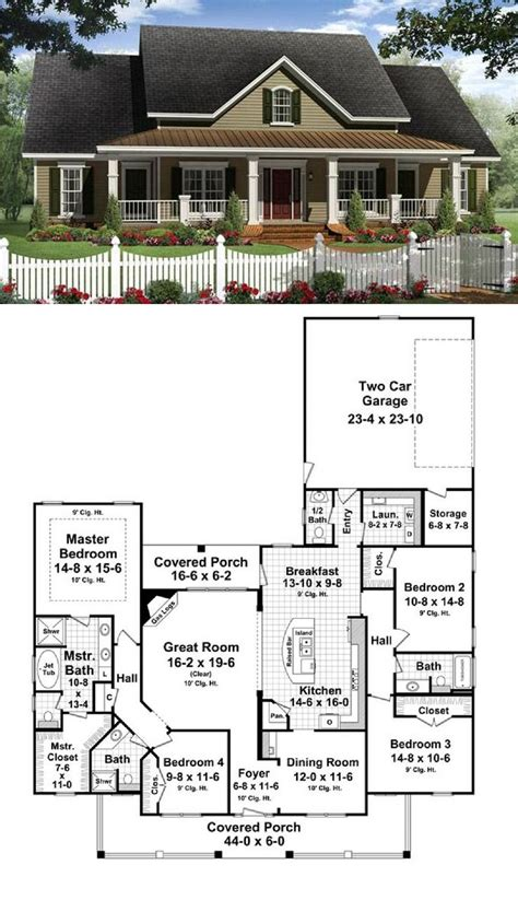 contemporary open floor plans open floor plan colonial homes house plans