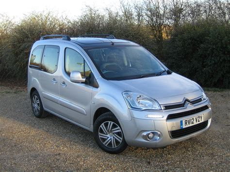 Citroen Berlingo Multispace by Citroen Berlingo Multispace Vtr Hdi 90 Manual 1 Wheel