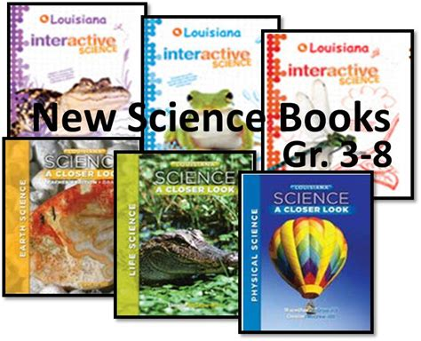 science picture books notebook files new science textbooks gr 3rd 10th