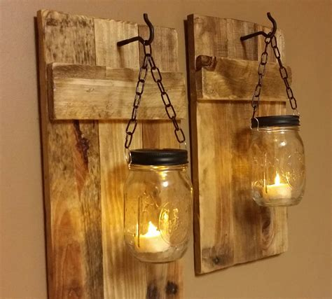 outdoor light holders outdoor wall lighting ideas with diy hanging jar