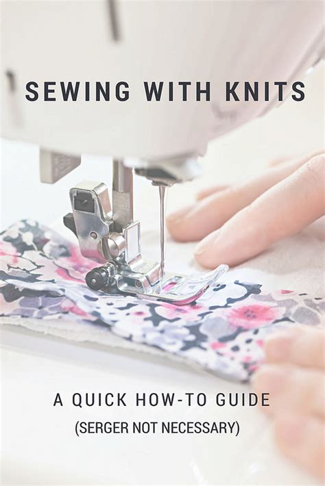 how to sew knit fabric sewing with knits mccall s wrap dress sewalong sew wrong