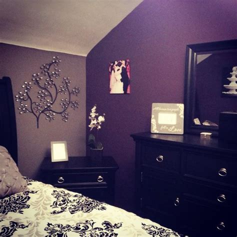 purple and black bedroom ideas best 25 purple bedrooms ideas on