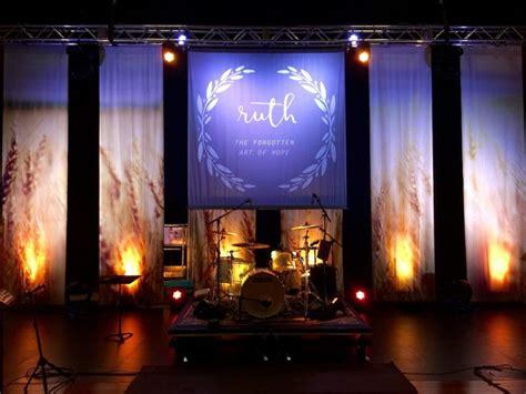 decorations designs best 25 church stage design ideas on church