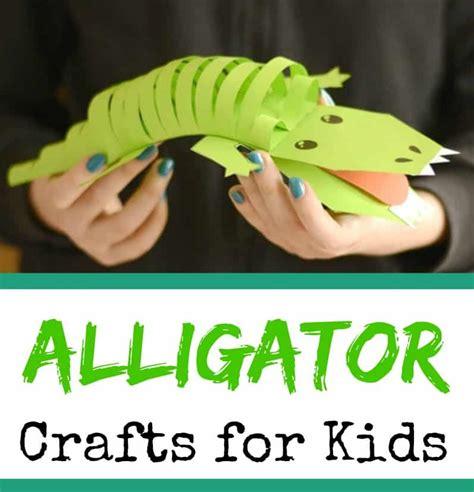 alligator crafts for alligator crafts for 8 exciting alligator craft