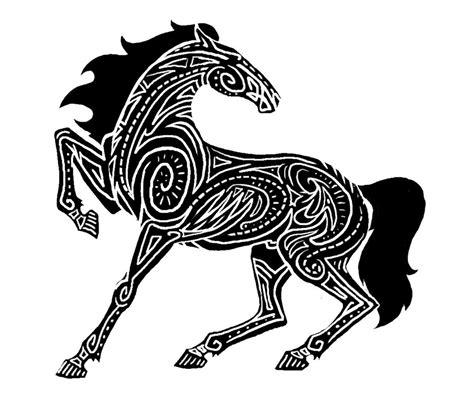 horse design by yamikatt on deviantart