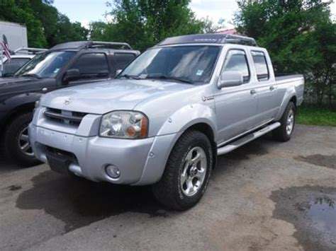 2002 Nissan Frontier For Sale by 2002 Nissan Frontier For Sale Carsforsale 174