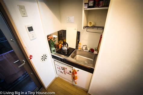 Kitchen Windows Over Sink by Life In A Crazy Small 8m2 Tokyo Apartment Living Big In
