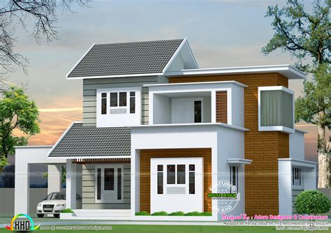 colonial style home design in kerala colonial style home design in kerala indian home design