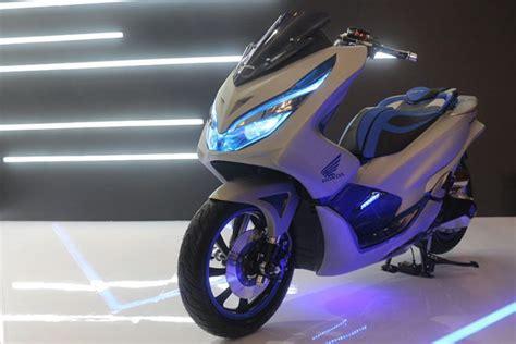 Pcx 2018 Astra by Honda Pcx 2018 Dimodif Bergaya Futuristik Modifikasi