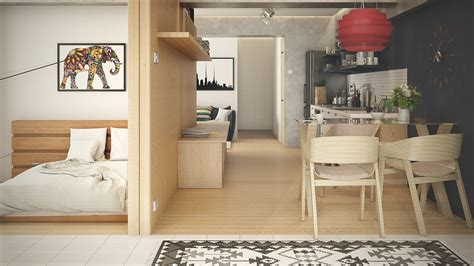 small studio 5 small studio apartments with beautiful design