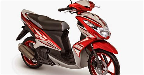 Modifikasi Mio Soul Warna Silver by Modifikasi Vixion Warna Merah Vps Hosting News
