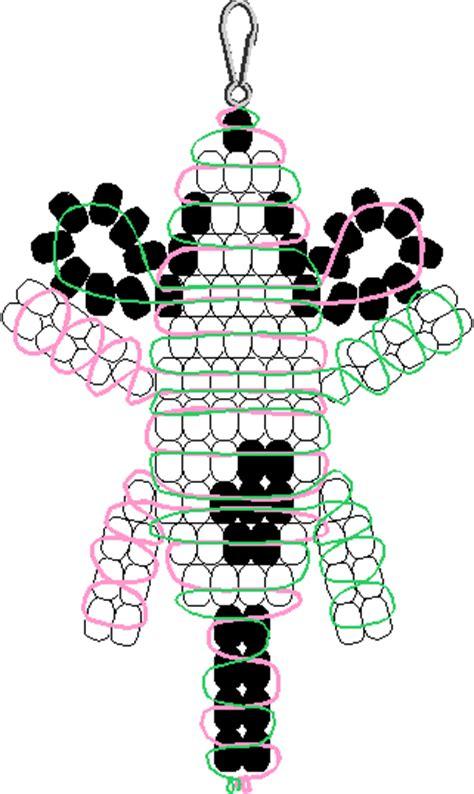 pony bead designs pony bead pattern