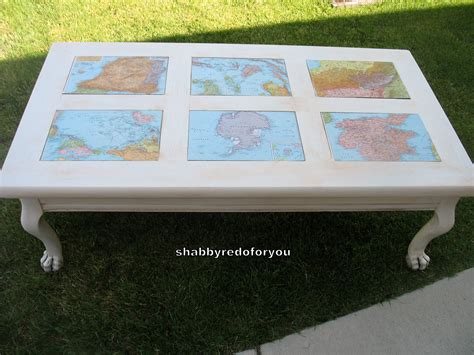 decoupage coffee table ideas shabby redo for you shabby coffee table with decoupage