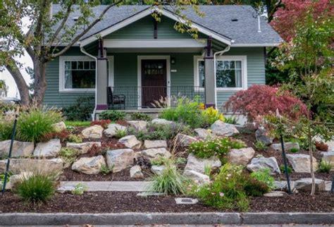 rock garden front yard 25 rock garden designs landscaping ideas for front yard