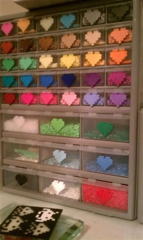 perler bead organizer 25 best ideas about bead storage on bead
