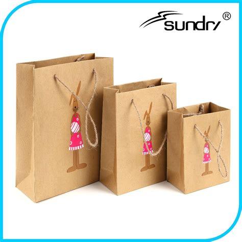 craft paper wholesale wholesale craft kraft paper bag green travel paper bag