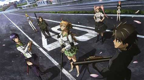 of the dead pictures highschool of the dead hd wallpaper and hintergrund