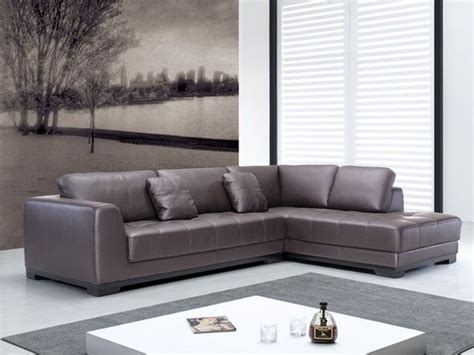leather l shaped sectional sofa contemporary quality leather l shape sectional