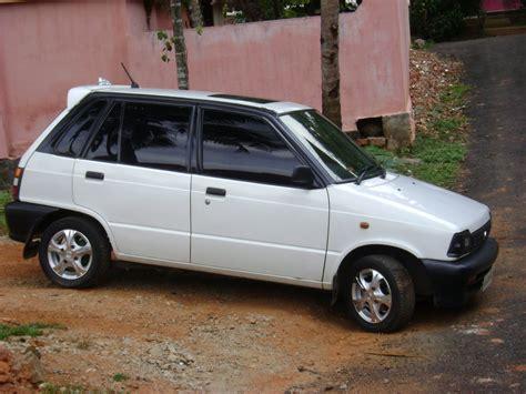 Modify Car Zen by Maruti Zen Modified White