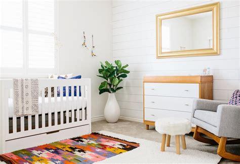modern baby boy nursery tour with jillian goulding