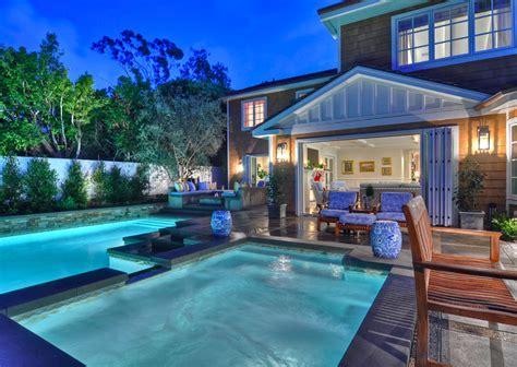 backyard pool and spa triyae backyard pool and spa various design