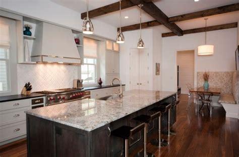 kitchen countertop lighting stylish metal pendant lights above kitchen island with