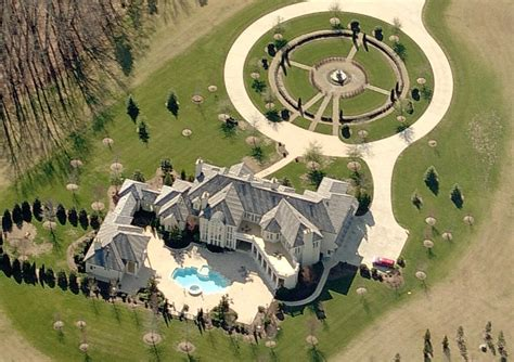 New Home Floor Plans a look at some mansions 46 homes of the rich