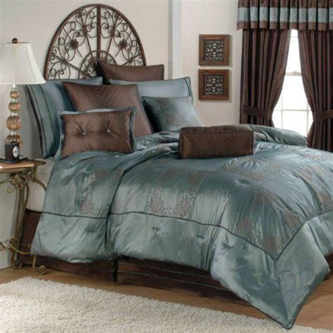 gray and brown comforter sets 1000 ideas about teal comforter on comforters