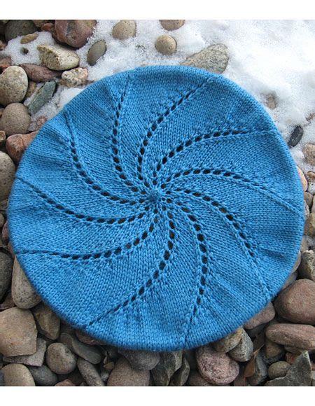 beret knitting pattern needles whirlpool beret pattern knitting patterns and crochet