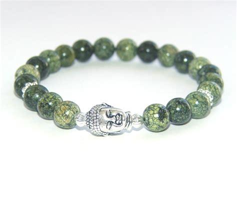 buddha bracelet meaning russian serpentine silver buddha bracelet felt