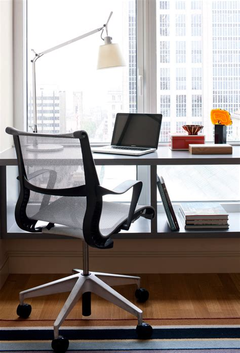 modern built in desk built in office desk home office craftsman with