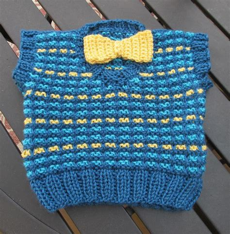 free knitting pattern baby vest vests for babies and children knitting patterns in the