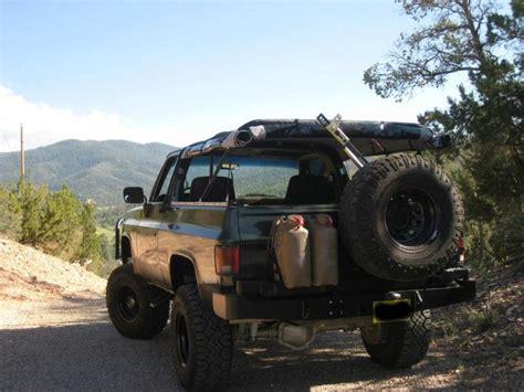 k5 blazer road bumper images