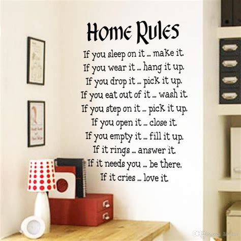 room stickers home wall sticker quotes home decor vinyl decals