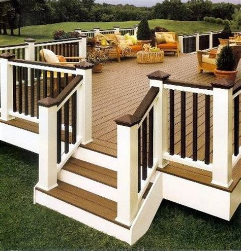 backyard deck designs plans best 25 simple deck ideas ideas on small