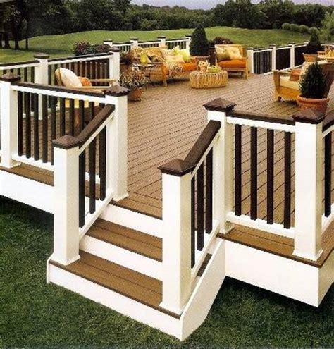 decking ideas designs patio best 25 simple deck ideas ideas on small