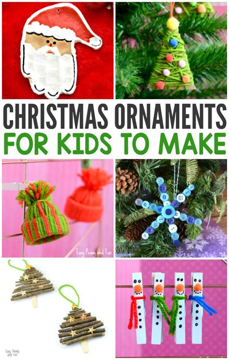 easy ornaments to make for ornaments for to make easy peasy and