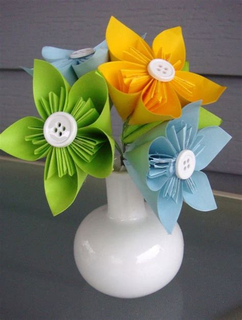 origami flower arrangements origami paper flower arrangement lydia