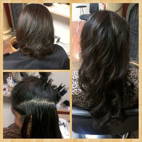 24 inch micro bead hair extensions micro bead extensions by nico yelp